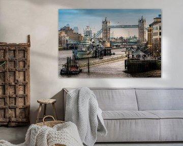 London Tower Bridge sur Carina Buchspies