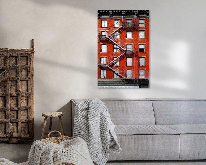 Impression: new york city ... fire escape sur Meleah Fotografie