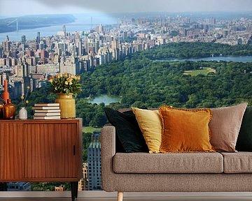 new york city ... concrete jungle IV van Meleah Fotografie