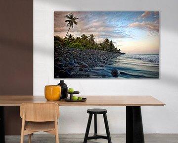 Bali Strand von Wim Schuurmans