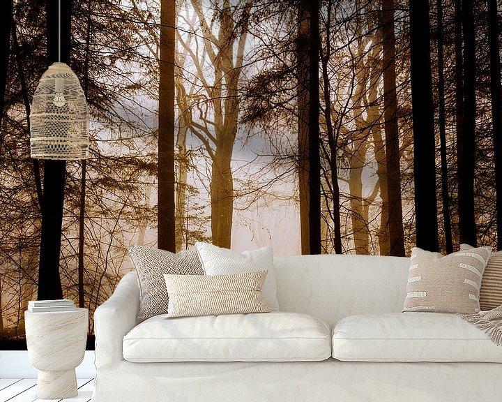 Sfeerimpressie behang: Achter de schermen van Tvurk Photography