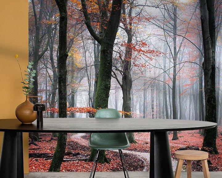 Sfeerimpressie behang: Mooie dag van Tvurk Photography