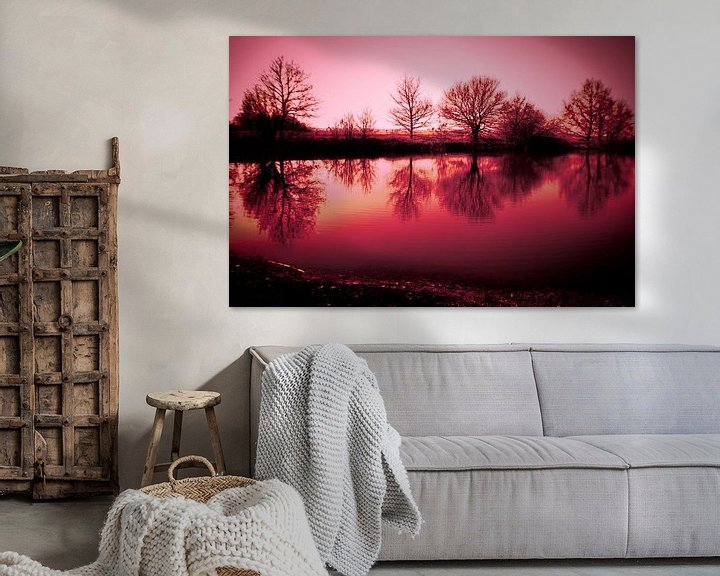 Sfeerimpressie: roze wereld van Saskia Cloo-Hartsema