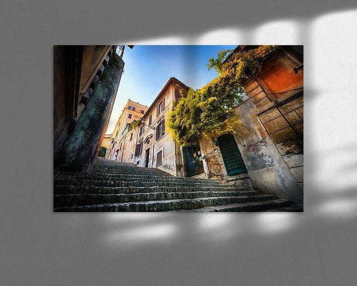 Impression: Ancient steps sur Sjoerd Mouissie