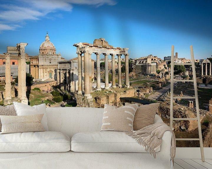 Impression: Forum Romanum sur Sjoerd Mouissie