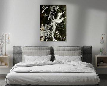 Les anges dansent parfois dans la nuit von sandrine PAGNOUX