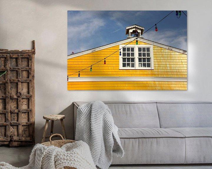 Beispiel: cape cod ... yellow von Meleah Fotografie