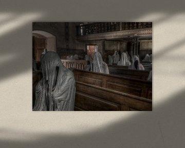 Lost Place - die Kirche der Geister van Carina Buchspies