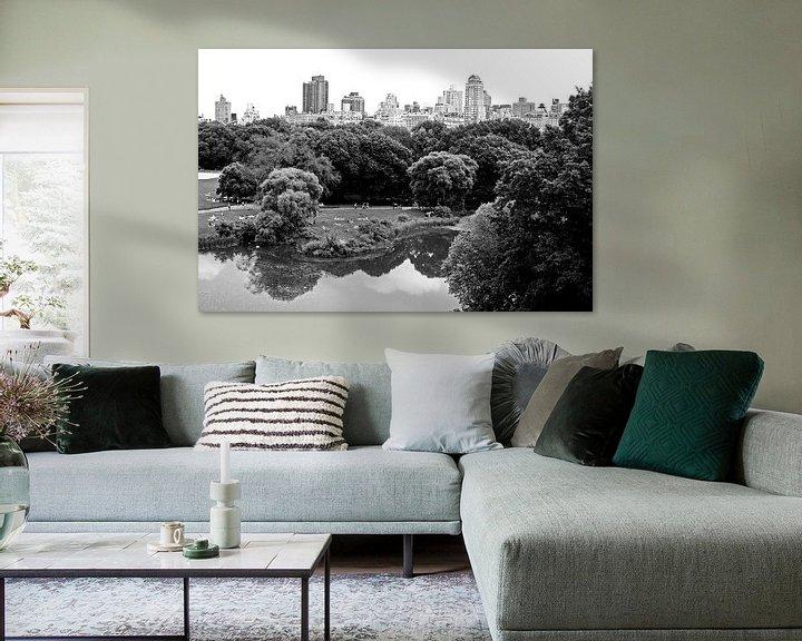 Beispiel: new york city ... central park relaxation von Meleah Fotografie
