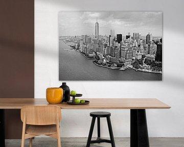 new york city ... manhattan view VI sur Meleah Fotografie
