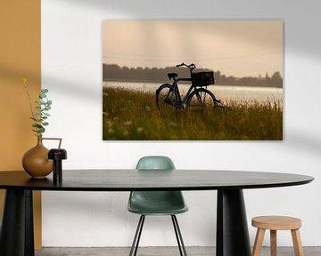 Verlaten fiets von Thijs Schouten