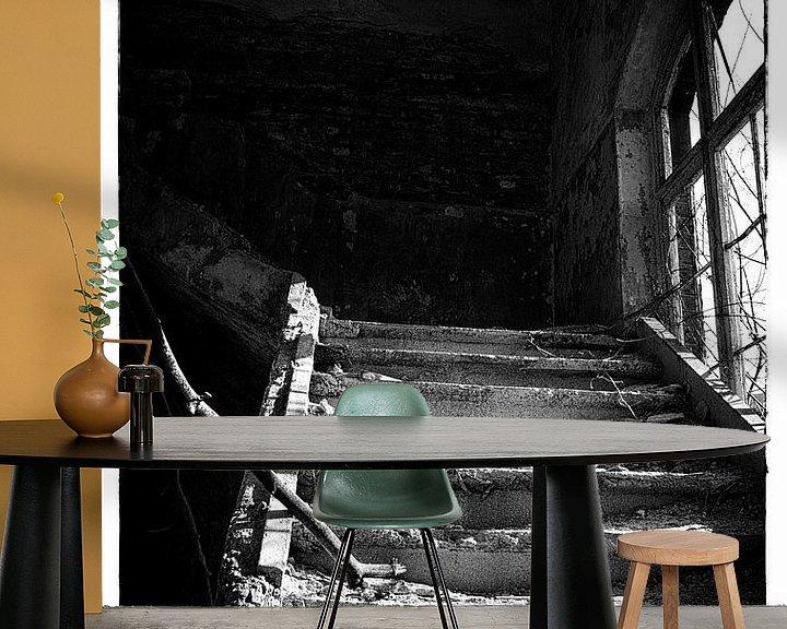 Beispiel fototapete: Upstairs von Jaco Verheul