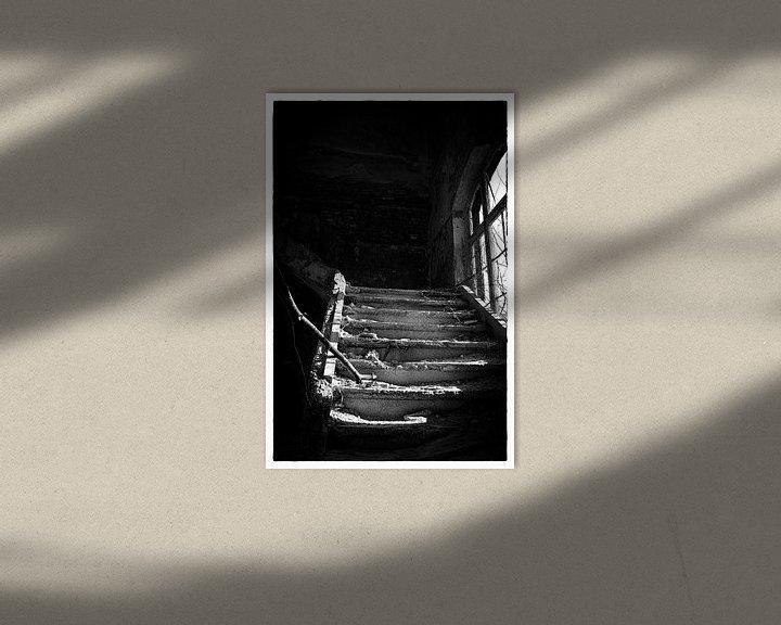 Beispiel: Upstairs von Jaco Verheul