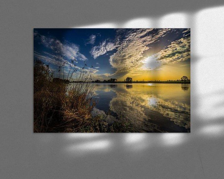 Sfeerimpressie: Golden River van William Mevissen