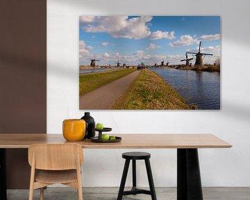 Kinderdijk World Heritage