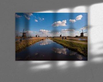 Kinderdijk Netherlands World Heritage
