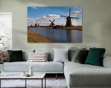 Kinderdijk Holland World Heritage
