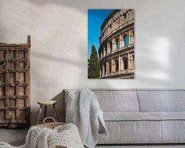 Colosseum Rome, Italy van Gunter Kirsch
