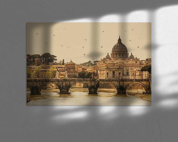 Beispiel: Rom, Italien von Gunter Kirsch