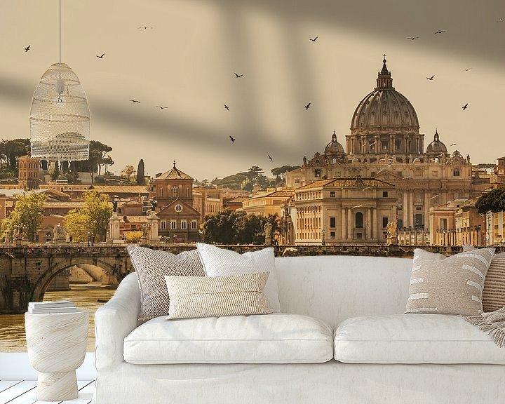 Beispiel fototapete: Rom, Italien von Gunter Kirsch
