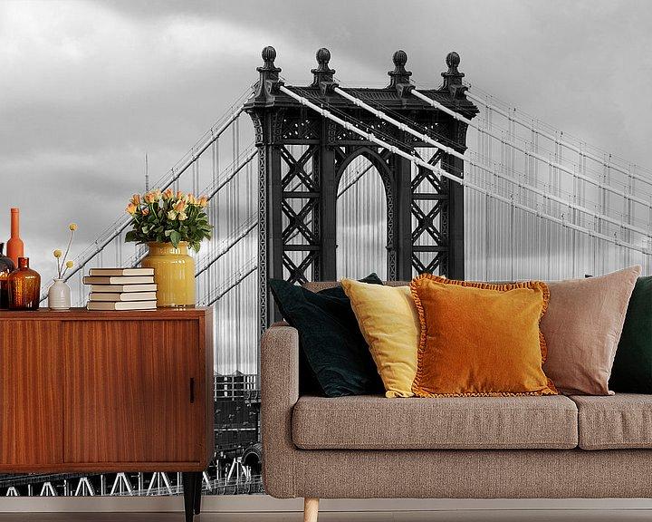 Impression: new york city ... manhattan bridge trilogy I sur Meleah Fotografie