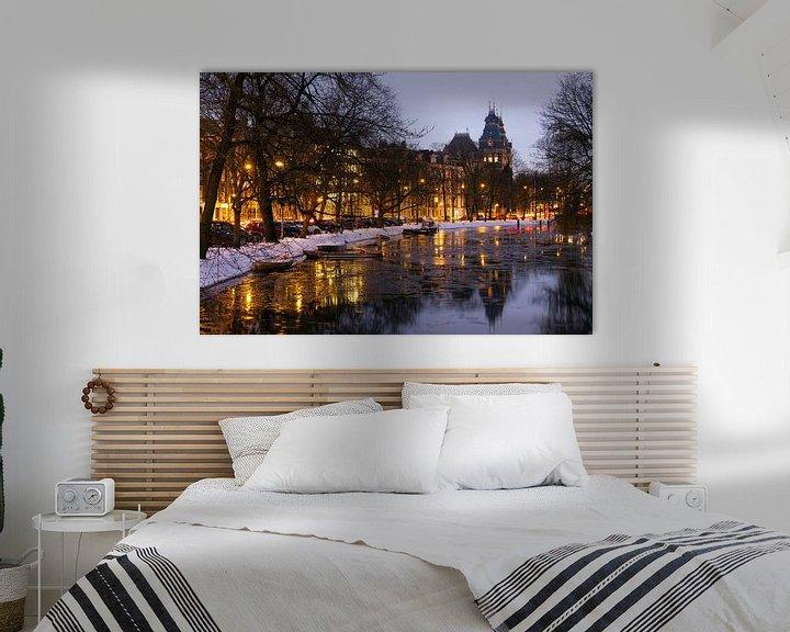 Sfeerimpressie: Stadhouderskade Rijksmuseum van Dennis van de Water