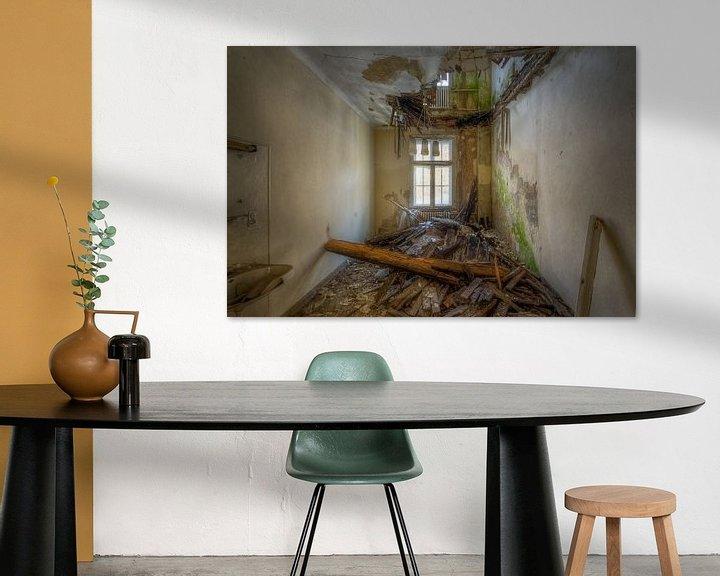 Sfeerimpressie: De lamp hangt er nog van Roman Robroek