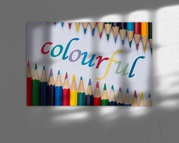Colourful van Tonko Oosterink