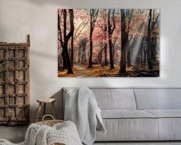 Frühling oder Herbst sur Lars van de Goor