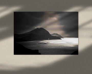 Madeira zonnige oceaan van Eric van den Berg