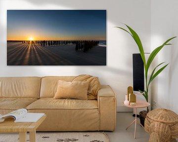 sunset @ tardinghen van B-Pure Photography