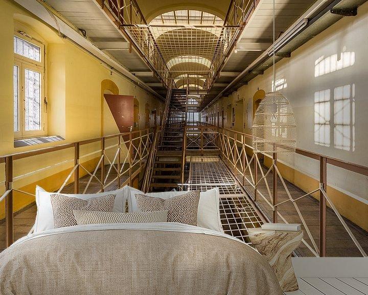 Beispiel fototapete: Gefängnis 19 von Mario Visser