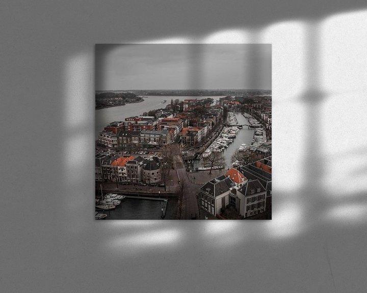 Sfeerimpressie: Dordrecht 2 van John Ouwens