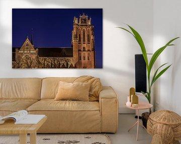 Dordrecht 8 van John Ouwens