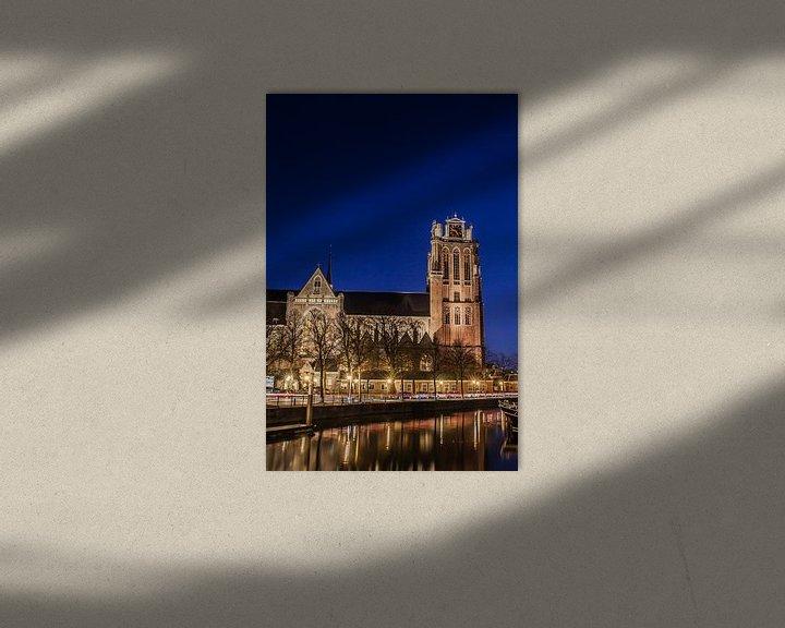 Sfeerimpressie: Dordrecht 7 van John Ouwens