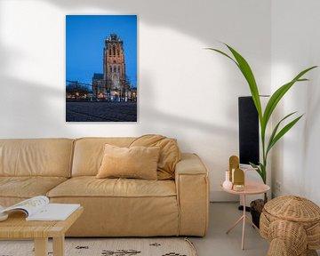 Dordrecht 6 van John Ouwens