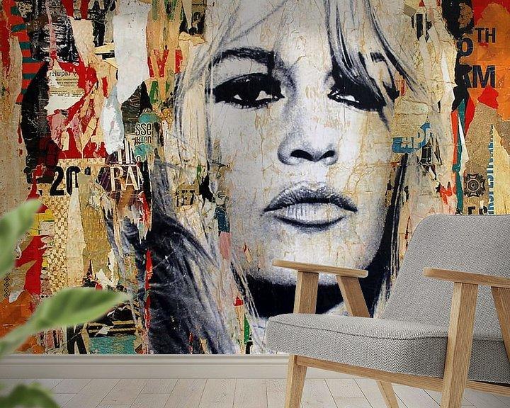 Impression: Brigitte Bardot sur Michiel Folkers