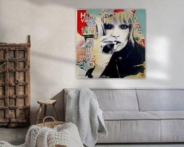 Kate Moss von Michiel Folkers