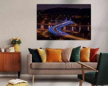 Bridge Kanne Belgium van Dutch Zappie