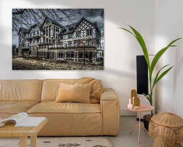 Hotel Du Golf/ Hounted House von Dutch Zappie