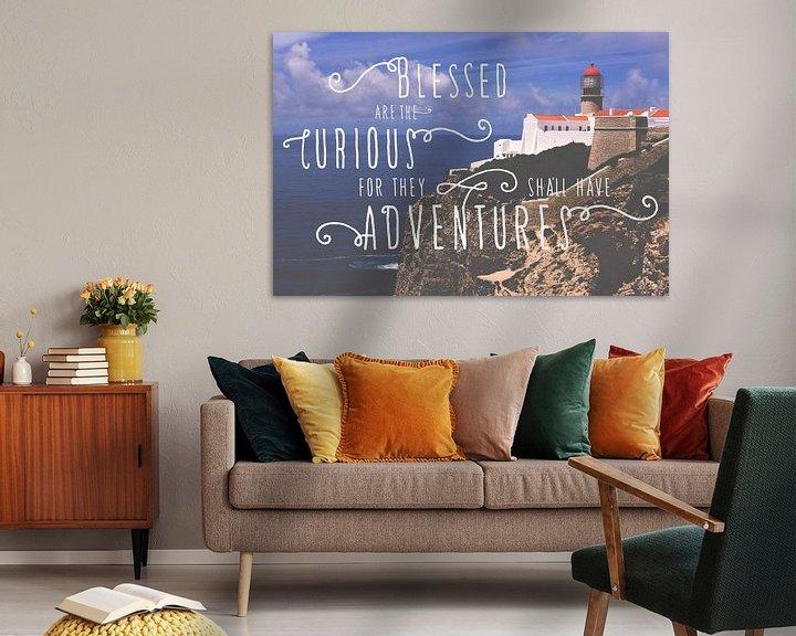 Sfeerimpressie: Inspiratie Reizen en Avontuur // Kaap Sint-Vincent van Nico van der Vorm