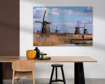Windmolens.(Windmills)