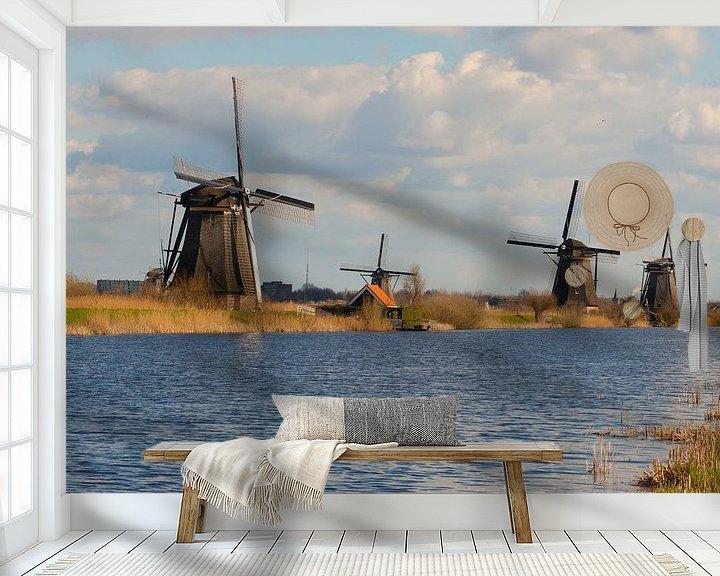 Impression: Windmills in Netherlands sur Brian Morgan