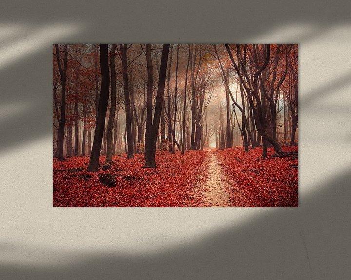Sfeerimpressie: Heidense poëzie van Tvurk Photography