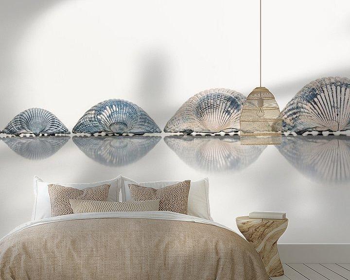 Sfeerimpressie behang: Maroeska van Geert-Jan Timmermans