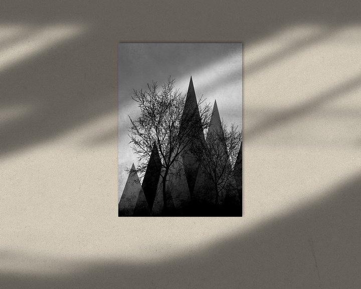 Sfeerimpressie: TREES VId van Pia Schneider