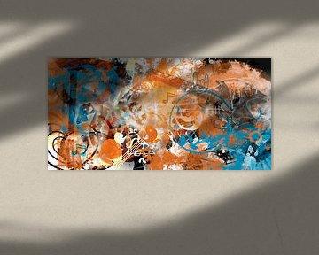 MODERN ART Außer Kontrolle II von Melanie Viola