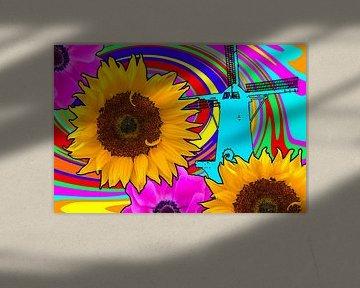 Van Gogh anno 2015 von Lida Bruinen