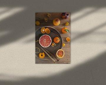 Orange and such van Jos de Boer