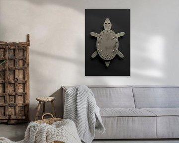 Iron Turtle von Jörg Hausmann